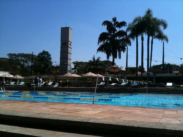 Sociedade Harmonia de Tênis - Jardim America, São Paulo, SP