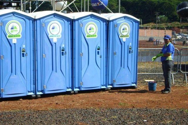 Locação De Banheiro Quimico Em Goiania : Fotos aluguel de banheiros quimicos