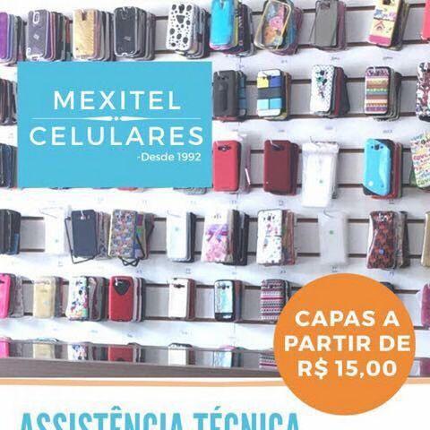 Mexitel Comercio e Consertos de Telefones - Centro, Jaraguá