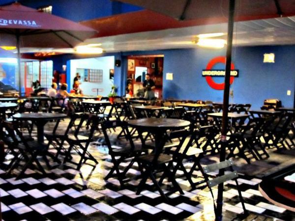 underground pub - dom cabral  belo horizonte  mg