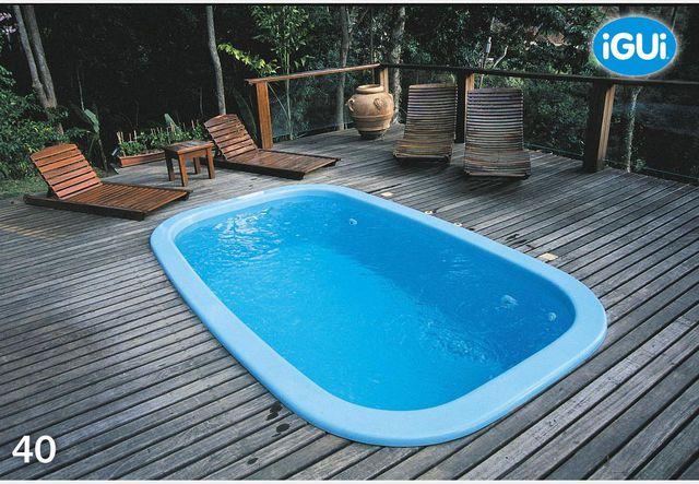 Igui piscinas estrada dos bandeirantes rj jacarepagu for Piscina de fibra 3 por 4