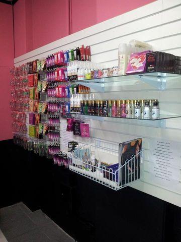 Sex Shop Exotic House maior variedade de brinquedos