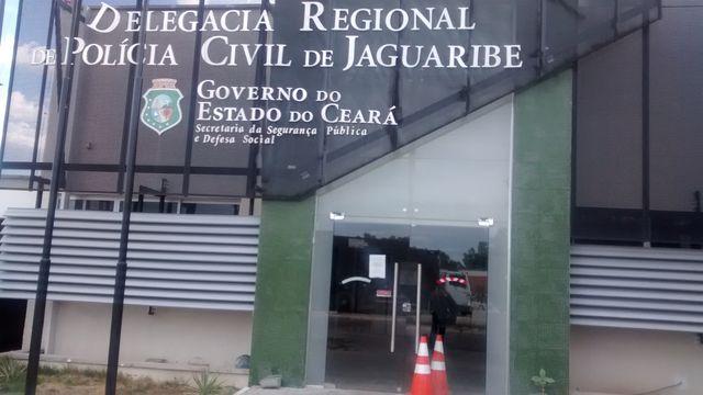 Resultado de imagem para Delegacia Regional de Jaguaribe