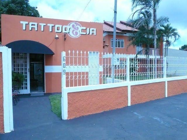 Stúdio Tattoo E Cia Campo Grande Santo Antônio Campo