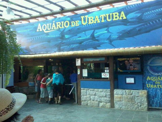 Aquario de Ubatuba - Parques - Rua Guarani ,859 ,Itagua ,Ubatuba ,SP