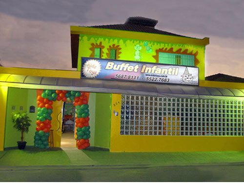 Buffet Kids Toys - Buffets e Recepções