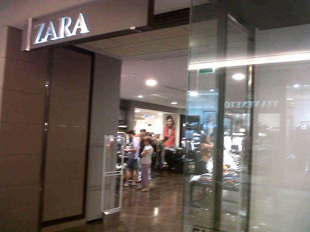 669dc35e52cfa Zara - Shopping Bourbon Pompéia - Vila Pompéia