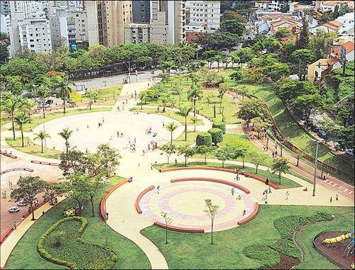 5a4a71cfd4580 Praça Jk - Mangabeiras, Belo Horizonte, MG - Apontador