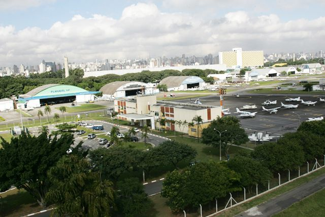 Aeroporto Santos Dumont Telefone : Campo de marte aeroporto são paulo transporte aéreo