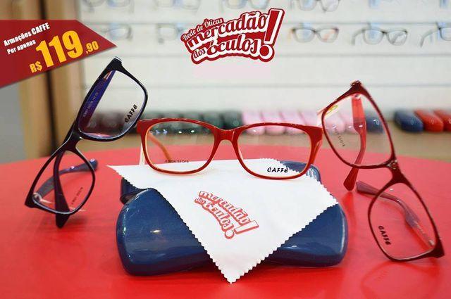 66008e8df700f Mercadão dos Óculos João Pessoa - Pb - Mangabeira