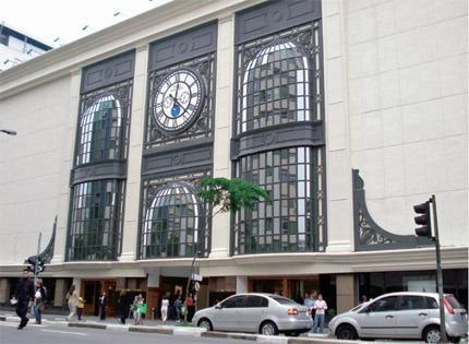 Shopping Pátio Paulista - Avenida Paulista - São Paulo, SP