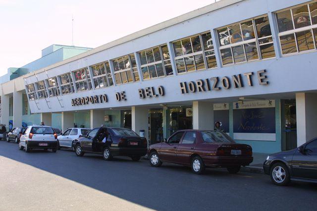 Aeroporto Em Belo Horizonte Proximo Ao Centro : Aeroporto de belo horizonte pampulha