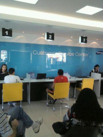 Samsung Service Center - Rebouças, Curitiba, PR - Apontador