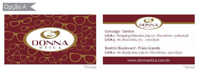 3f29f599e Donna Otica - Vila Matias, Santos, SP - Apontador