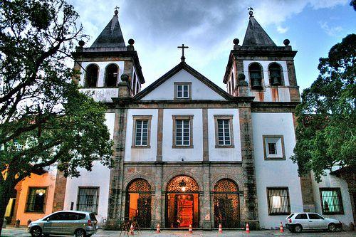 Resultado de imagem para Mosteiro de São Bento do rj